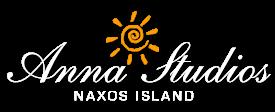 Anna Studios in Naxos Island